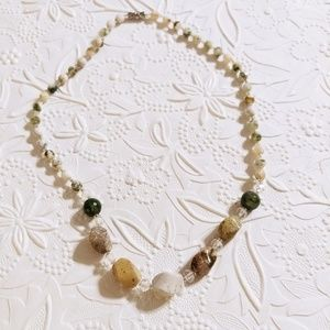 Jewelry - Polished Stone Necklace